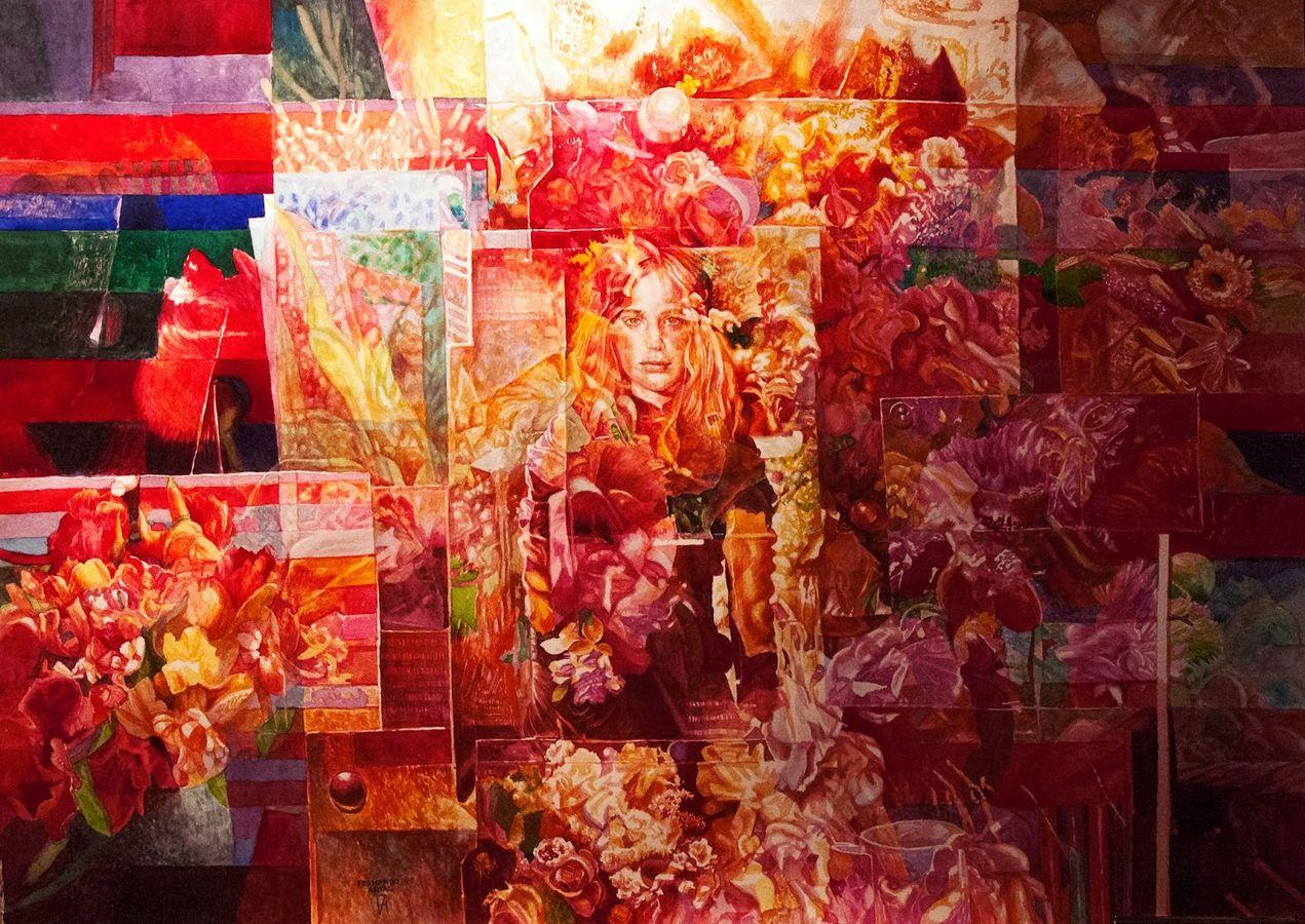 Fernando Artal - Barroco en rojos