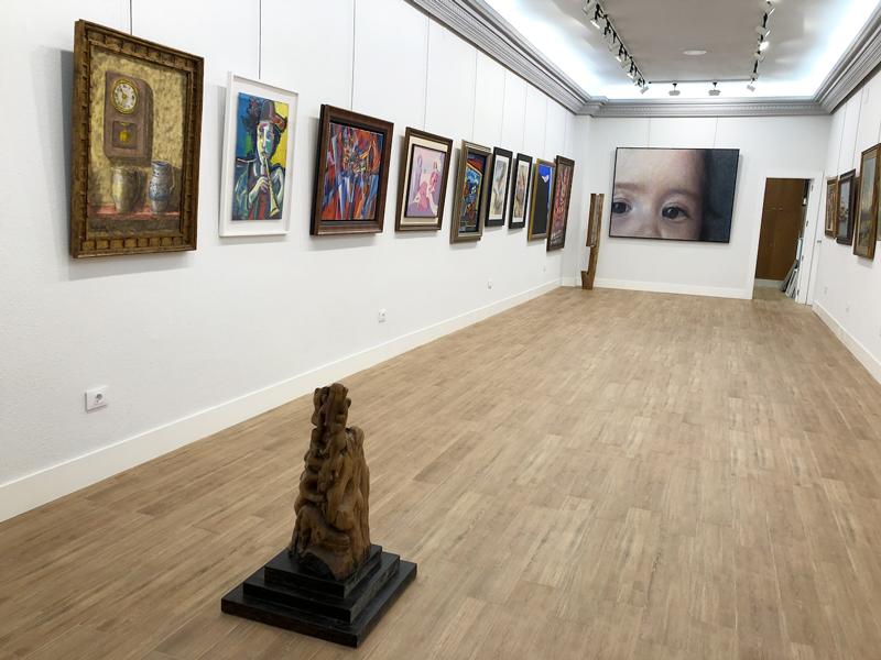 La Galería Carlos Monteblanco