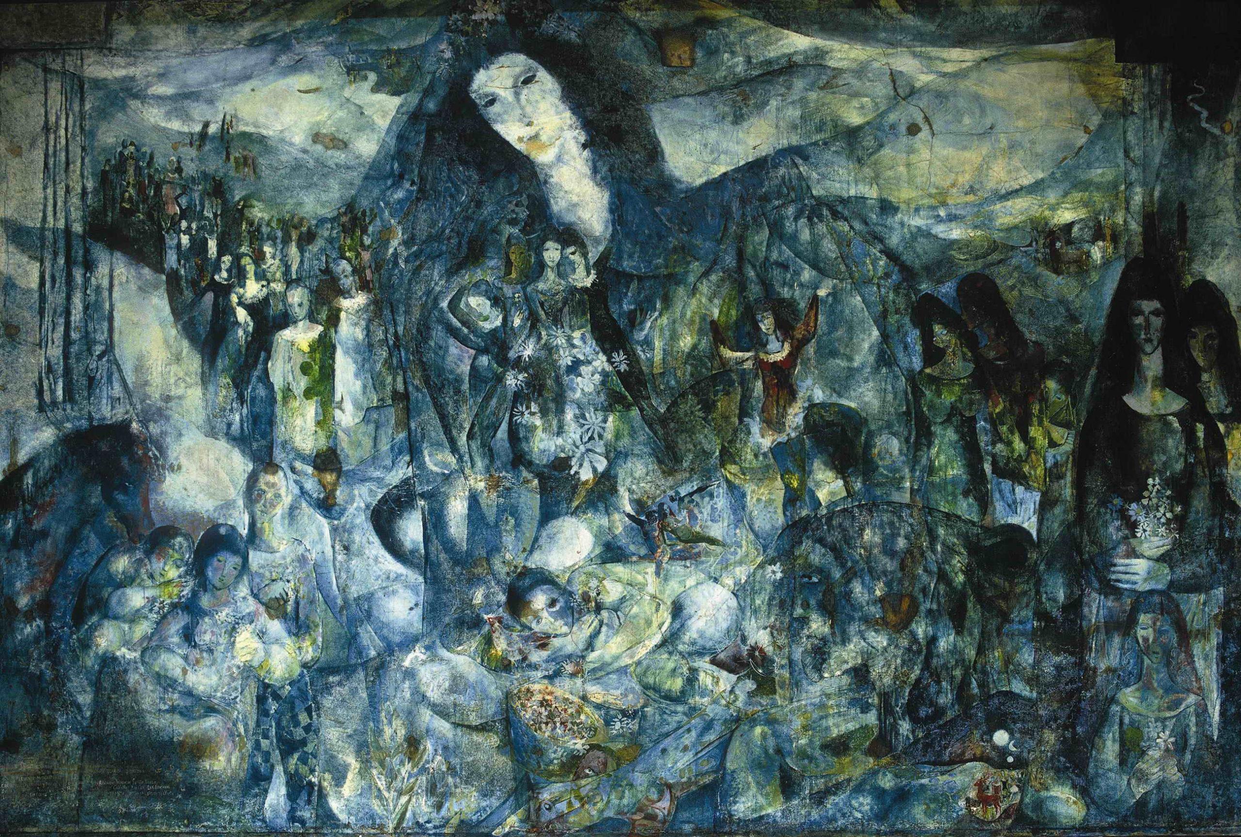 Xaime Quessada - El sueño de las avutardas