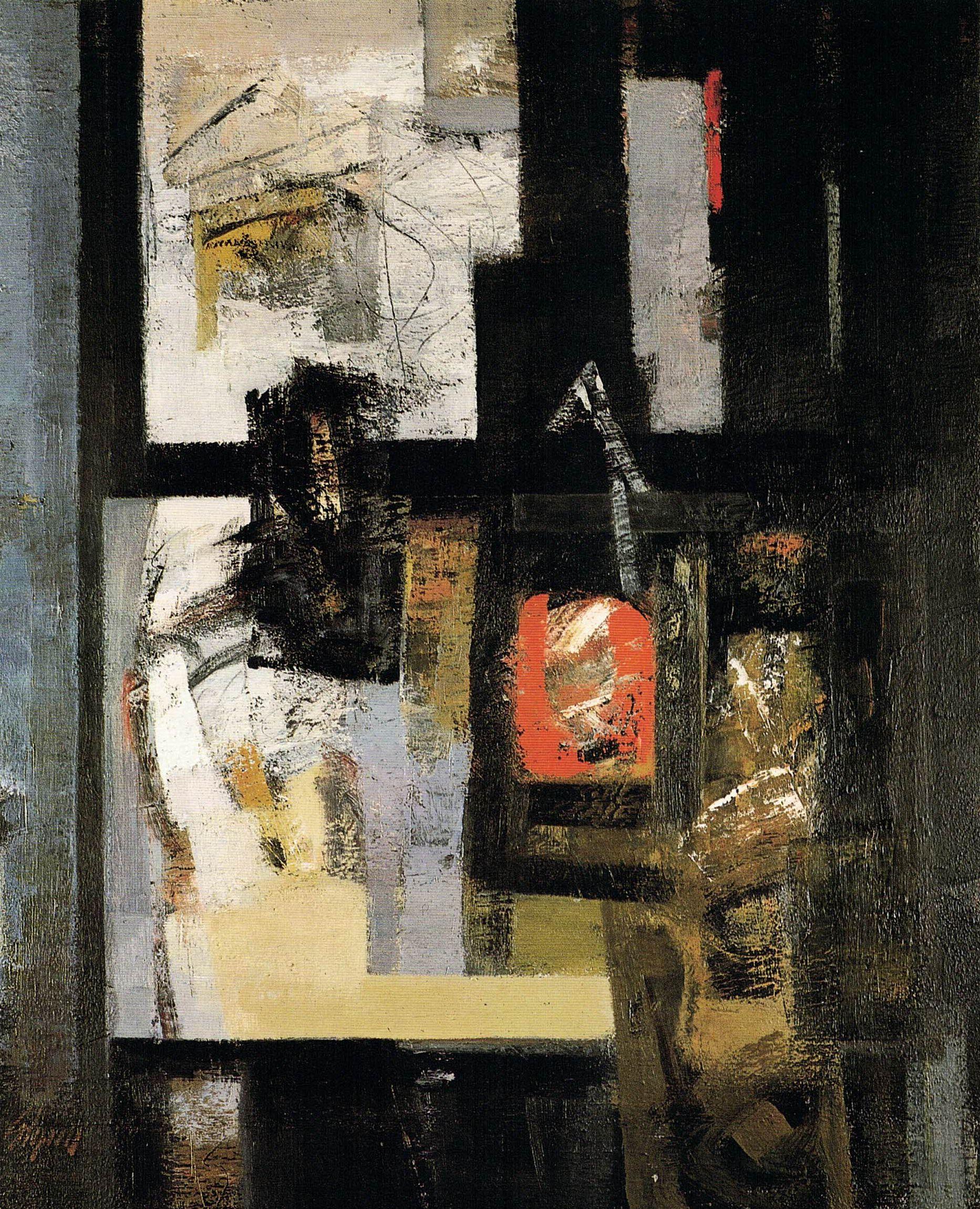 Francisco G. Lagares - La fuerza del contraste